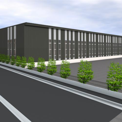 2020年度7月北海道、宮城、他東北5県の工場・倉庫(鉄骨造)建築着工面積