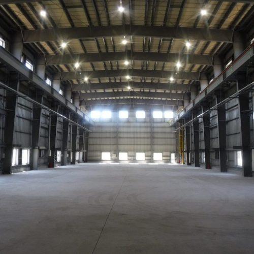 2020年度4月北海道、宮城、他東北5県の工場・倉庫(鉄骨造)建築着工面積