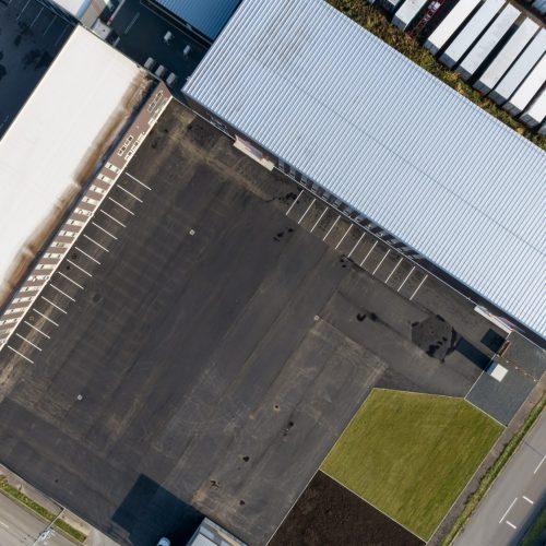 2021年度5月北海道、宮城、他東北5県の工場・倉庫(鉄骨造)建築着工面積