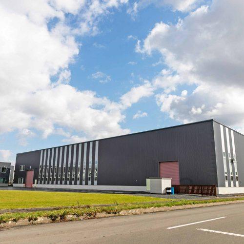2020年度12月北海道、宮城、他東北5県の工場・倉庫(鉄骨造)建築着工面積