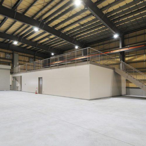 2021年度6月北海道、宮城、他東北5県の工場・倉庫(鉄骨造)建築着工面積