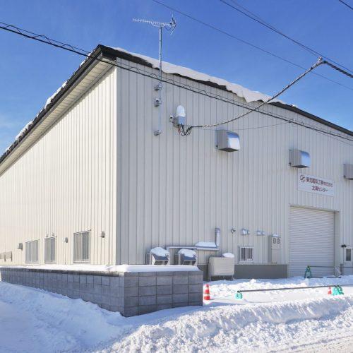2020年度北海道、宮城、他東北5県の工場・倉庫(鉄骨造)建築着工面積